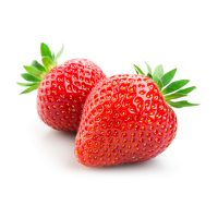 strawberries from caterfish